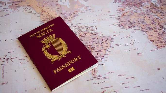 MIIP – Hộ chiếu Malta